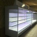 یخچال پرده هوا