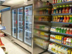 یخچال ایستاده سوپری
