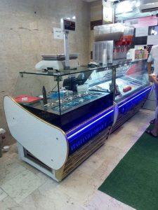 تاپینگ بستنی مکعبی